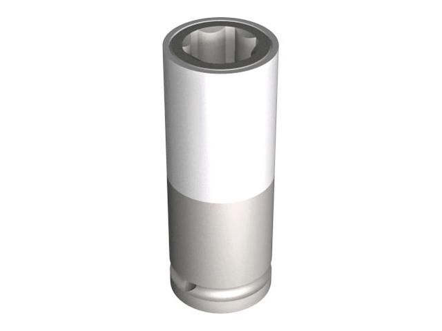 #16 Lug Nut Socket with Nylon Sleeve