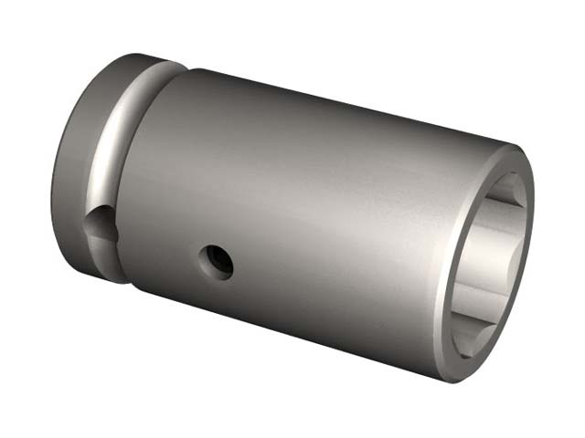 #11 Surface Drive Socket with Adjustable Runoff