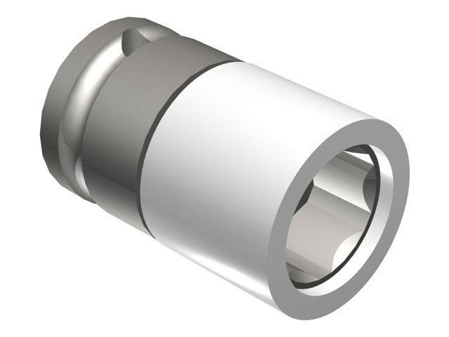 #1 Surface Drive Socket with Nylon Housing